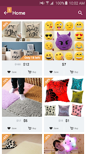 home design decor shopping screenshot thumbnail