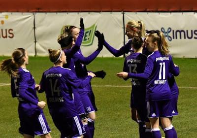 ? Zij doen het wél: Vrouwen Anderlecht zorgen voor 11-klapper in elfde zege op rij