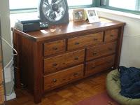 Maple Dressers