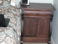 Oak Nightstands