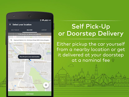 Zoomcar Self Drive Car Rental 5