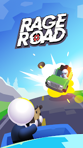 Rage Road MOD (All Weapons And Skins Are Open) 5