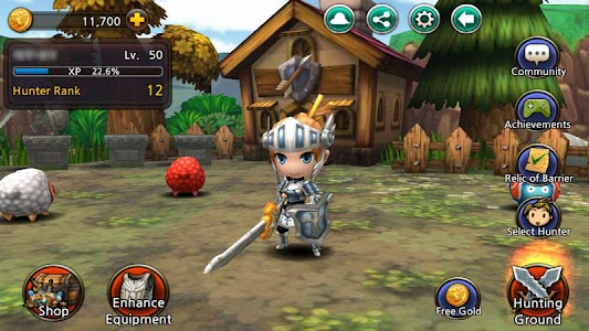 Demong Hunter apk