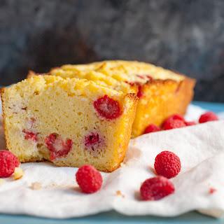 Ricotta Raspberry Pound Cake Recipe