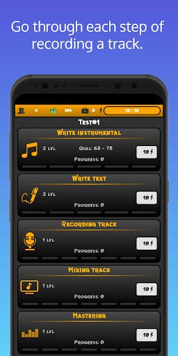 Rap Life - rap career simulator apktram screenshots 6