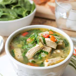 Gluten Free Chicken And Vegetable Soup Recipes.