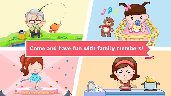 Know Your Family Members - An Educational Game - náhled