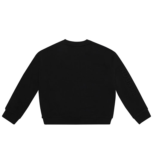 Thumbnail images of Burberry Embossed Logo Sweatshirt
