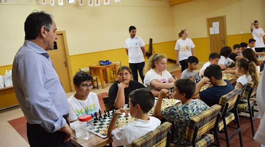 La EDM Padre Huelin fomenta el ajedrez