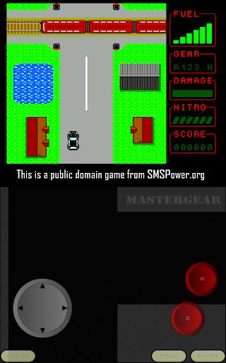 MasterGear - MasterSystem & GameGear Emulator screenshots 11