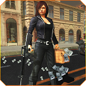 Gangster Squad Casino Robbery: Miami Crime Games