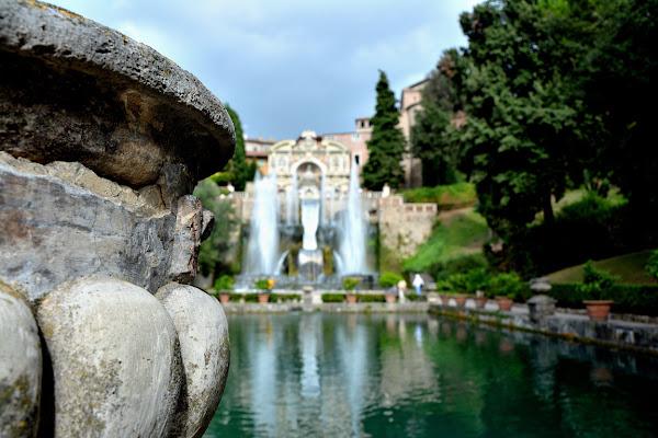 Villa d'Este di FotografoPerCaso