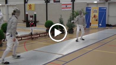 Video: Finale Bente tegen Alexander