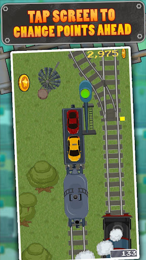 Loco Run - Jeu Vidu00e9o de Train  captures d'u00e9cran 1