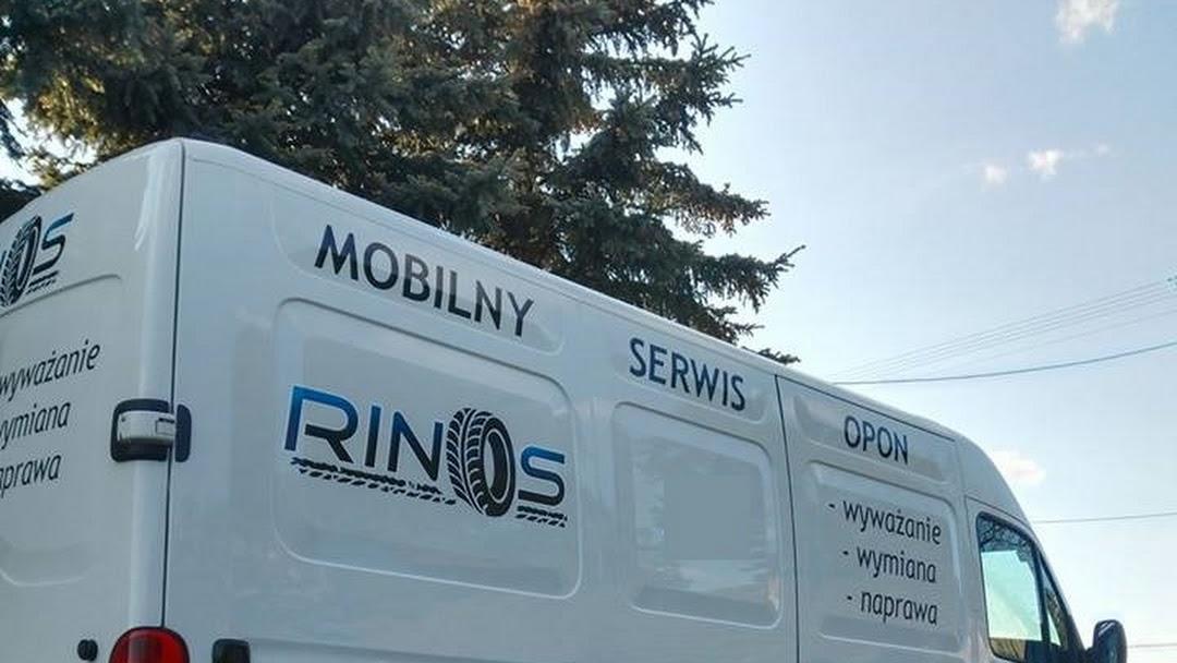 Rinos Mobilny Serwis Opon Wulkanizacja W Rzeszów