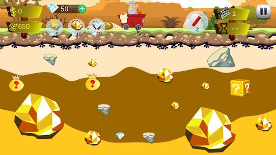 Gold Miner Vegas Mod Apk 3