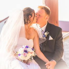Ever After ..  by Sarah Sullivan - Wedding Bride & Groom ( love, wedding, ever after, bride, groom, sarah sullivan photography )