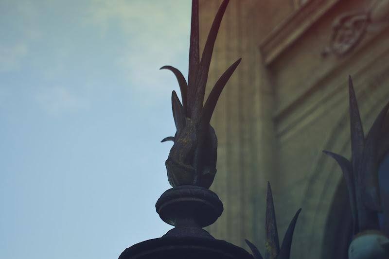 Le Due Facce Della Ringhiera di Nikol_mazzola