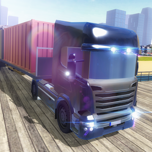 City Cargo Transporter 3D for PC and MAC
