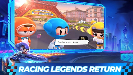 KartRider Rush+ Apk Download For Android and Iphone 1