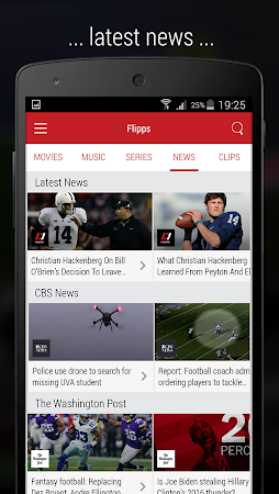 Flipps – Videos, News & Movies 5.9.9 screenshot 145209
