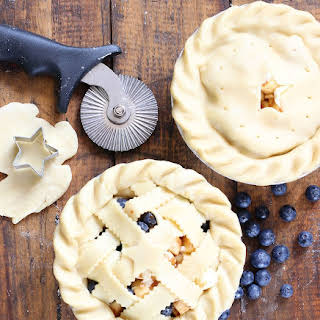 Go-to Pastry Dough Recipe for Pies, Quiches & Tarts.
