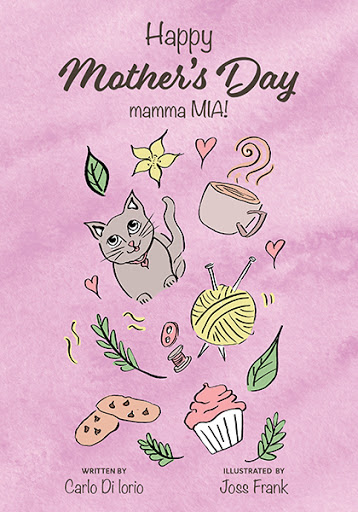 Happy Mother's Day cover