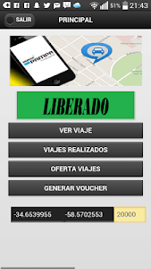 Taxi Pampa Taxistas screenshot 2