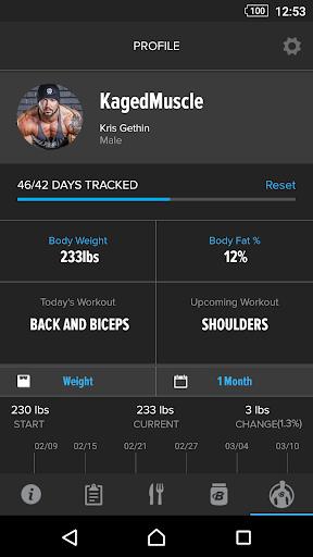 Kris Gethin Muscle Building  screenshots 5