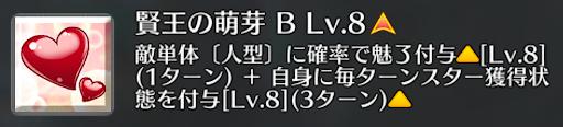 賢王の萌芽[B]