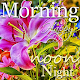 Good Morning Afternoon Evening Night Sweet Dream Android apk