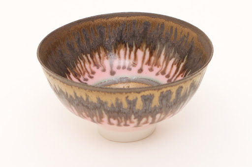 Peter Wills Porcelain Bowl 053