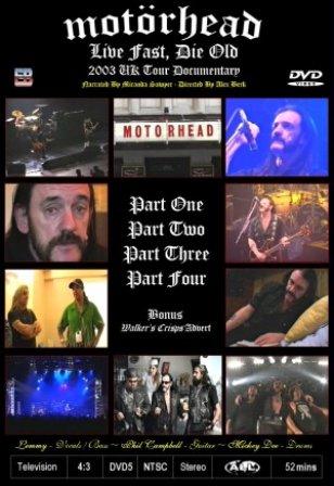Motörhead: Live Fast, Die Old. Subtítulos en español