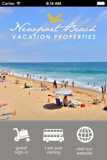Newport Beach Vacations