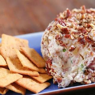 Ham & Pineapple Cheese Ball Recipe