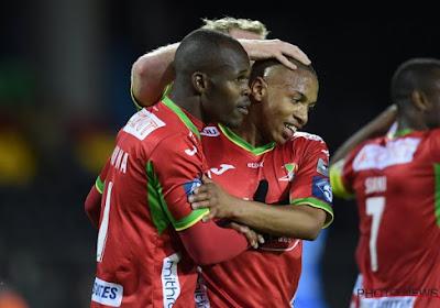 KV Oostende houdt de punten thuis tegen Zulte Waregem