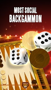 Backgammon Plus - náhled