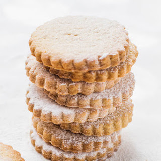 Dairy Free Shortbread Recipes