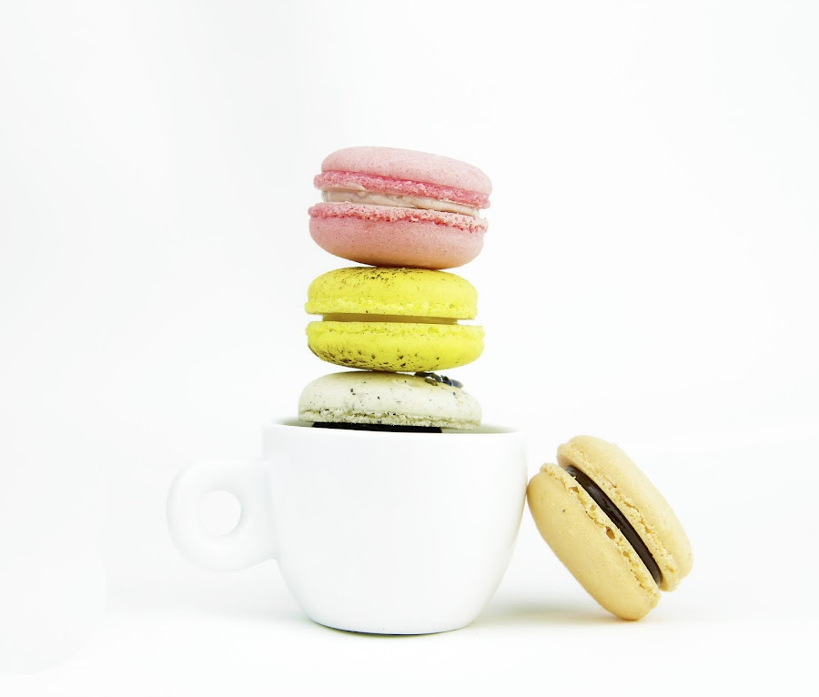 Macaron by MICHAEL ANGELO GRAMATICA - Food & Drink Candy & Dessert