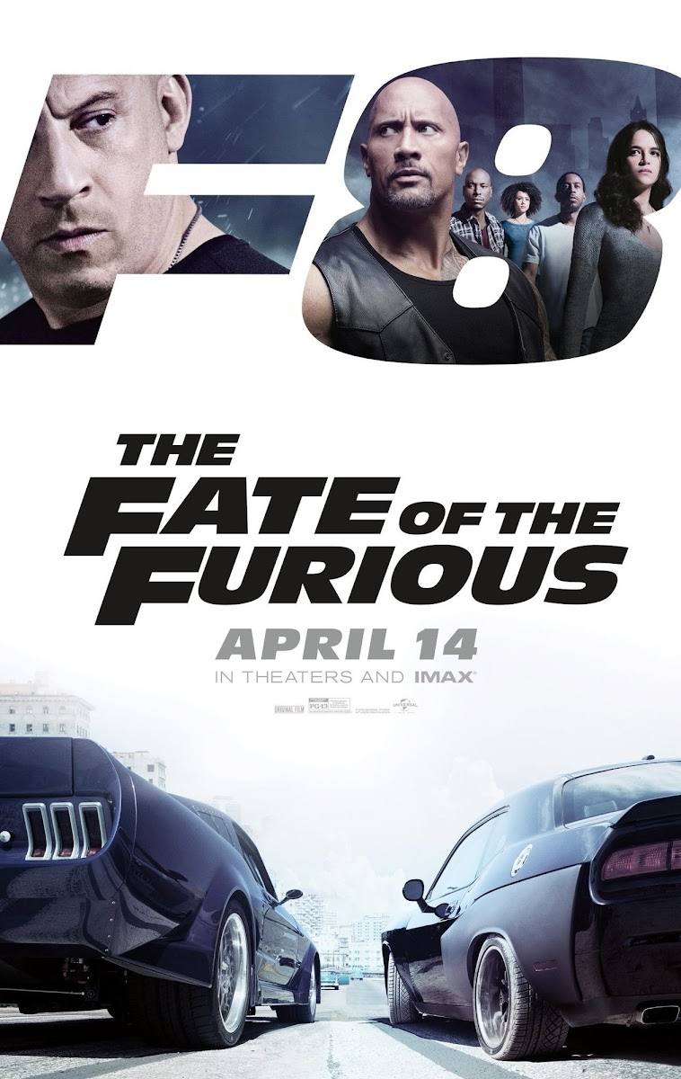 The Fate of the Furious official site