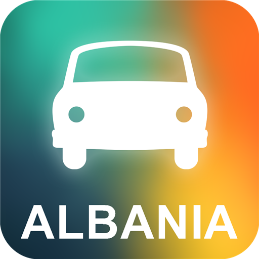 旅游のアルバニア GPSナビゲーション LOGO-記事Game