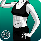 Workout Challenge: Abs Workout icon