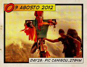 Photo: DAY28: Refugi d'Ull de Ter - Pic Canigou - Ref des Cortalets