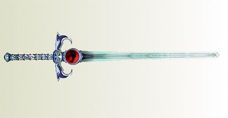 Sword Thundercats on Thundercats  Sword Of Omen