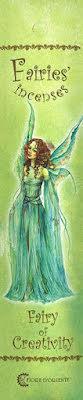 Rökelse Fairy of Creativity - Kreativitetens älva