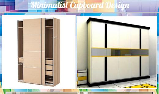 Minimalist Cupboard Design  screenshot thumbnail. Minimalist Cupboard Design   Android Apps on Google Play