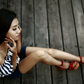 The Beauty by Agung Blade - People Fashion