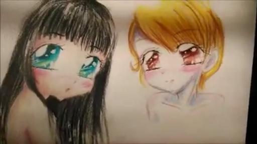 Draw Anime 如何绘制动漫