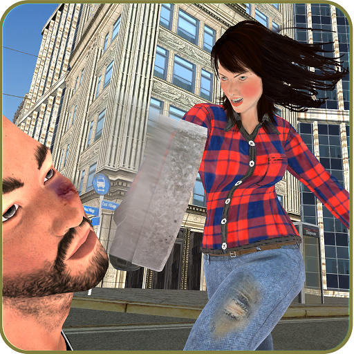 Super Mom Vs Mad City Battle: Combat Shooting Game