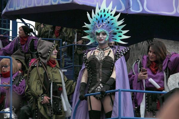 la regina del carnevale di pilotto
